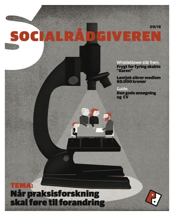Forskning i socialt arbejde skaber forandring