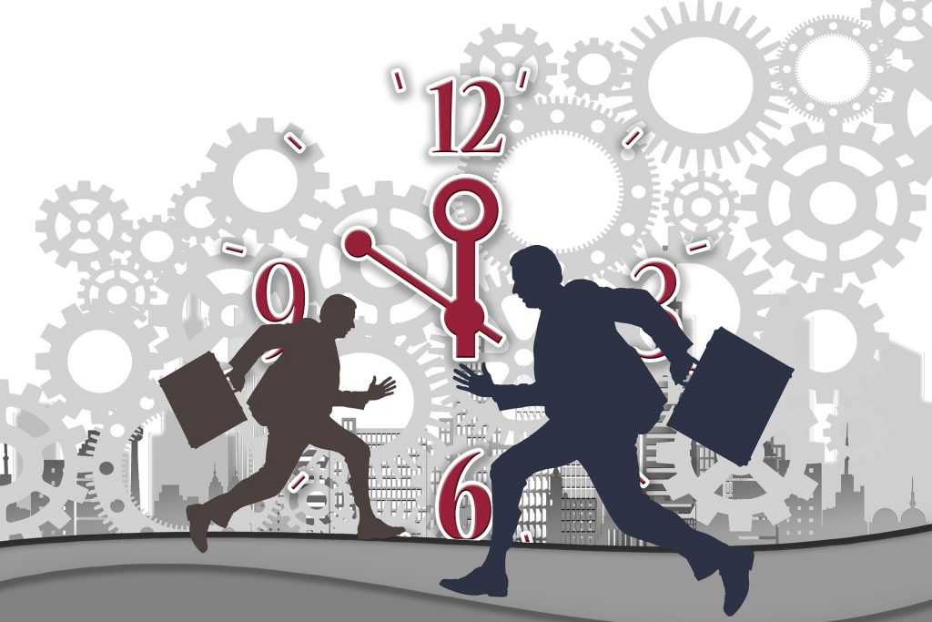 Ledere får også stress - få 4 enkle regler til at imødegå den