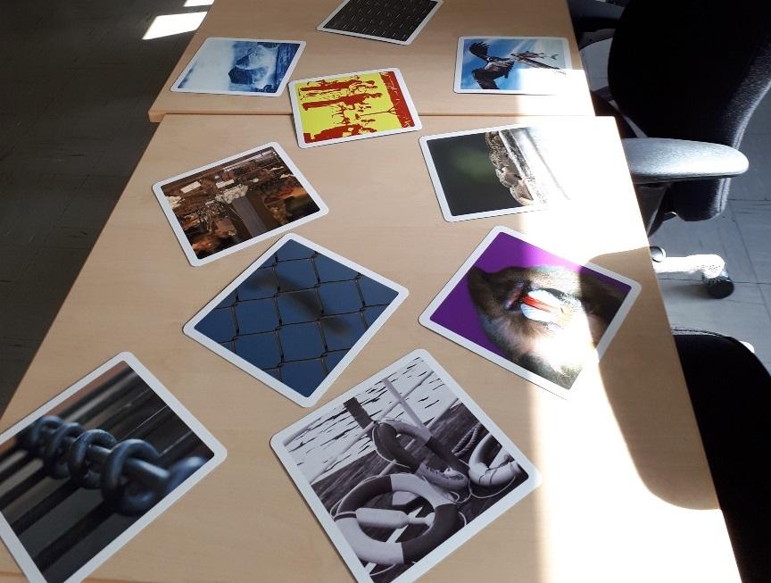 Mit bedste ledelsestip: Billedkort sætter gang i medarbejdernes fantasi og idérigdom