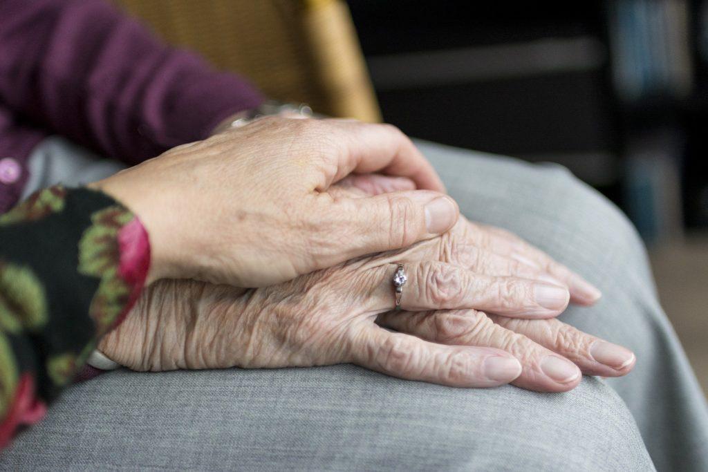 Plejehjemmet er ikke bare et sted, man tager hen og dør